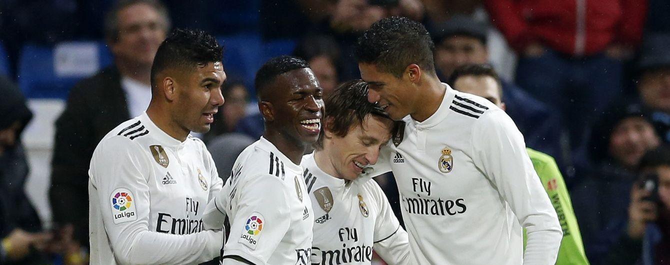 """""""Реал"""" дотиснув """"Севілью"""" у битві за третю сходинку Ла Ліги"""