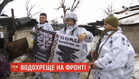 На Донбасі армійці збили дрон бойовиків, оснащений вибухівкою