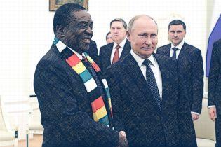 Антинародний бензин: чи доїде російське пальне до Зімбабве