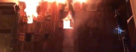 На престижном курорте Куршевель вспыхнул пожар, есть погибшие