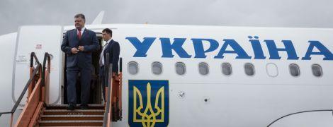 Порошенко летить до Ізраїлю для підписання Угоди про вільну торгівлю з Україною