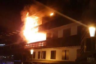 Среди погибших и пострадавших от пожара в Куршевеле нет украинцев – МИД