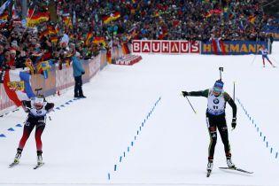Немка Пройсс выиграла масс-старт на Кубке мира в Рупольдинге, украинки - не стартовали