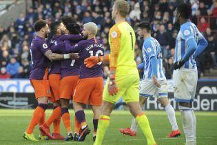 """""""Манчестер Сити"""" без Зинченко разбил откровенного аутсайдера и продолжил погоню за """"Ливерпулем"""""""