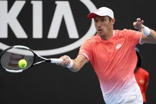 Не поделили мяч. Аргентино-португальский дуэт устроил грандиозный курьез на Australian Open