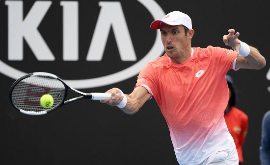Не поділили м'яч. Аргентинсько-португальський дует влаштував грандіозний курйоз на Australian Open