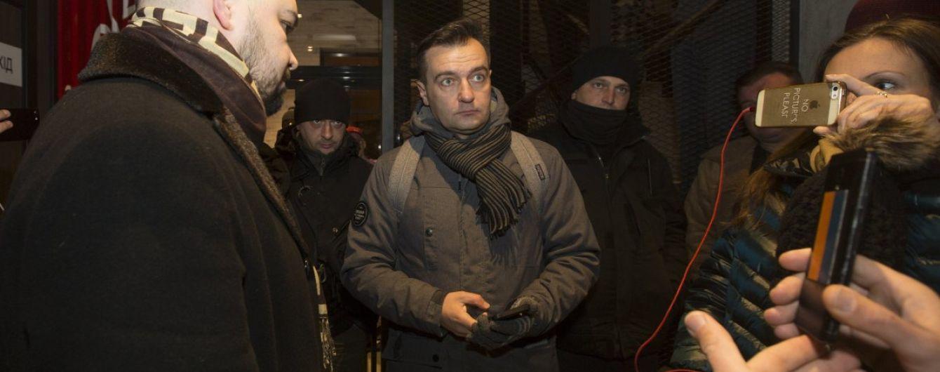 Гнап заявил, что не снимет свою кандидатуру с президентских выборов и объяснил ситуацию с деньгами для армии