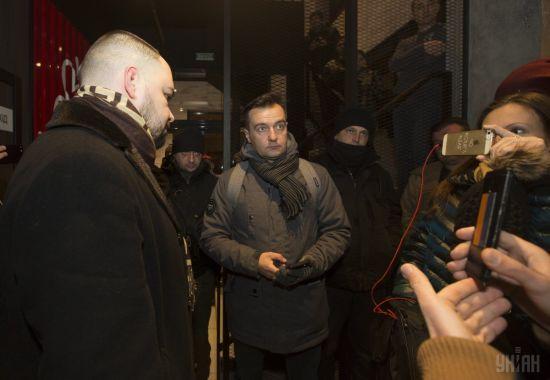 Колишнього журналіста-розслідувача висунули у президенти