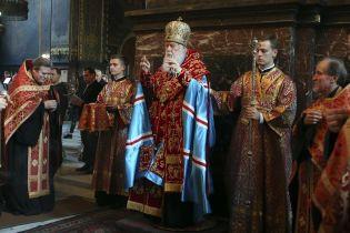 """""""Мы должны достичь патриархата"""": Филарет поставил новую цель для украинской автокефальной церкви"""