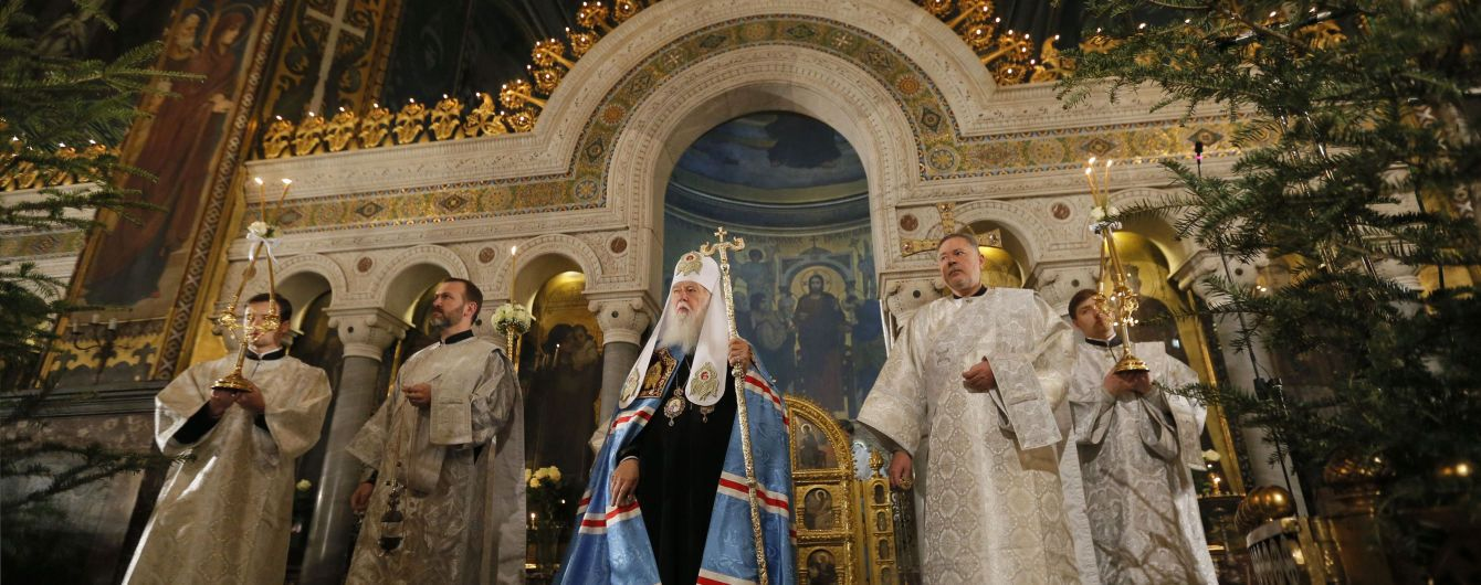 Філарет захотів відновити УПЦ-КП і очолити церкву замість Епіфанія