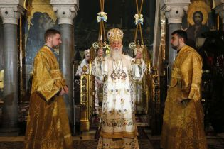 Филарет призвал греко-католиков отказаться от паломничества в Софию Киевскую