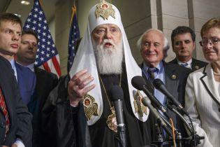 Патріарху Філарету виповнилося 90 років
