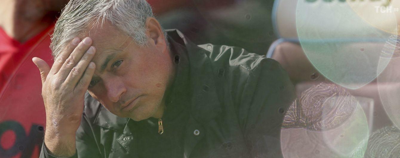 """Моуриньо отклонил предложения трех клубов после ухода из """"Манчестер Юнайтед"""""""