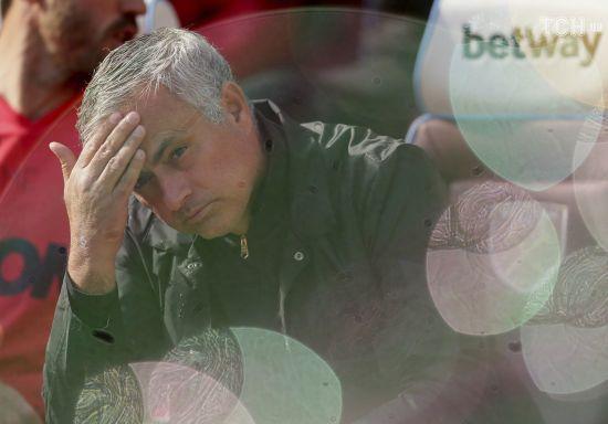 """Моурінью відхилив пропозиції трьох клубів після звільнення з """"Манчестер Юнайтед"""""""