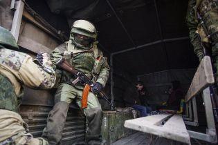 Ситуация в Донбассе. Боевики били по украинским позициям с запрещенного оружия
