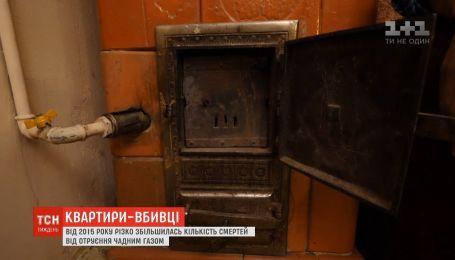 У Львові загинула пара туристів з Києва від отруєнням чадним газом
