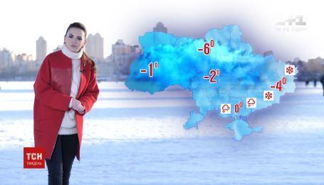 Метеозависимость: в Украину снова возвращаются морозы до -10