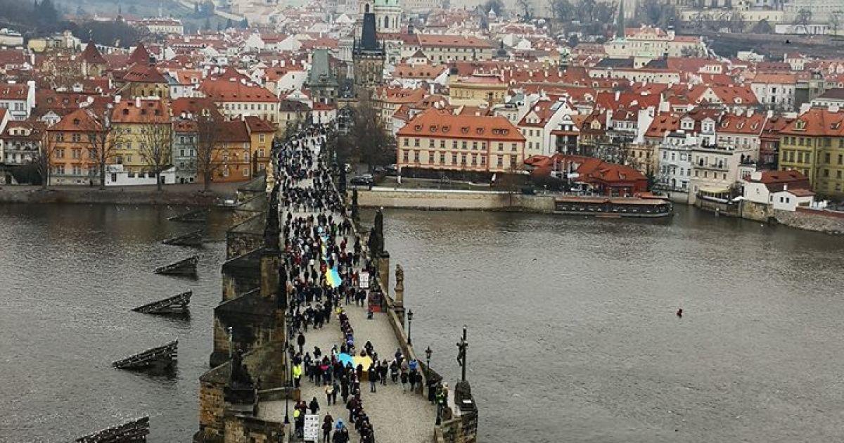 @ Facebook/Посольство Украины в Праге