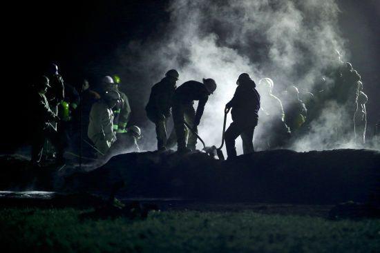 У Мексиці знову збільшилася кількість загиблих унаслідок вибуху на трубопроводі