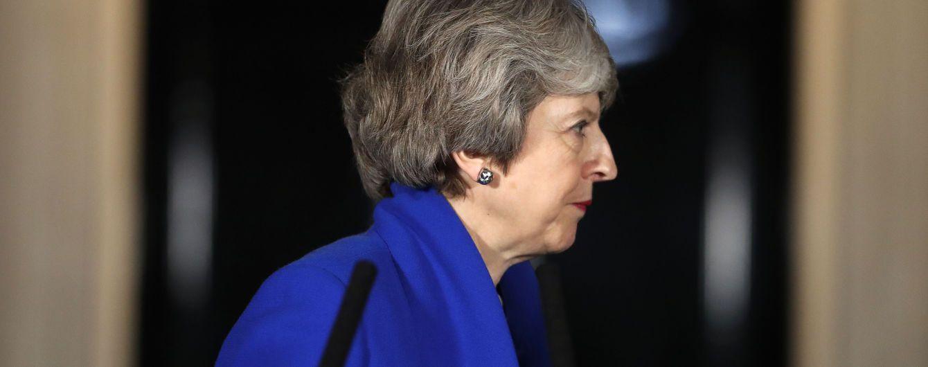 План Б: Мей хоче представити британському парламенту оновлений сценарій Brexit