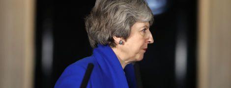 Мэй заявила о прогрессе на переговорах с Юнкером по Brexit