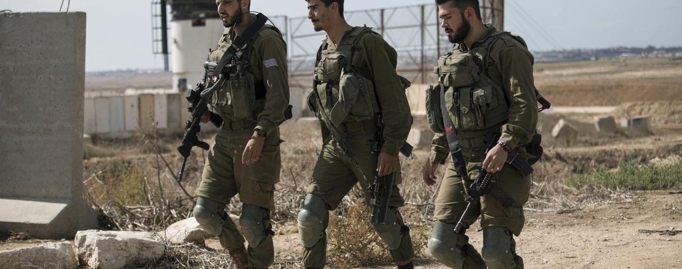 Израиль нанес поСирии ракетный удар