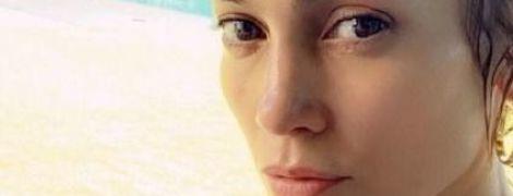 Без макіяжу і фільтрів: Джей Ло показала, який вигляд має в реальному житті