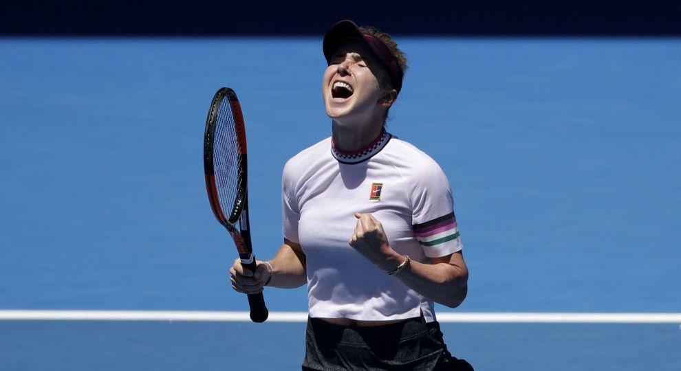 Свитолина вышла в четвертьфинал Australian Open