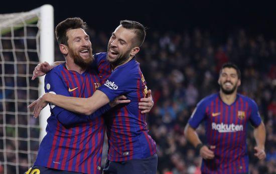 """""""Леганес"""" без Кравця та Луніна зазнав поразки від """"Барселони"""""""