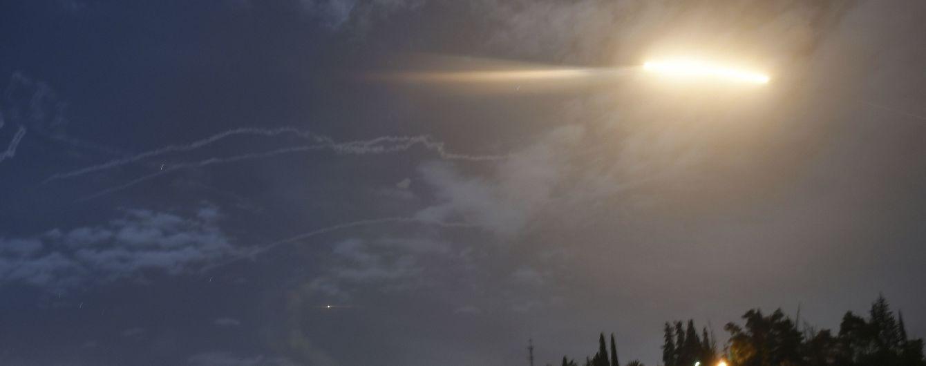 Из Сектора Газа выпустили две ракеты в направлении Израиля