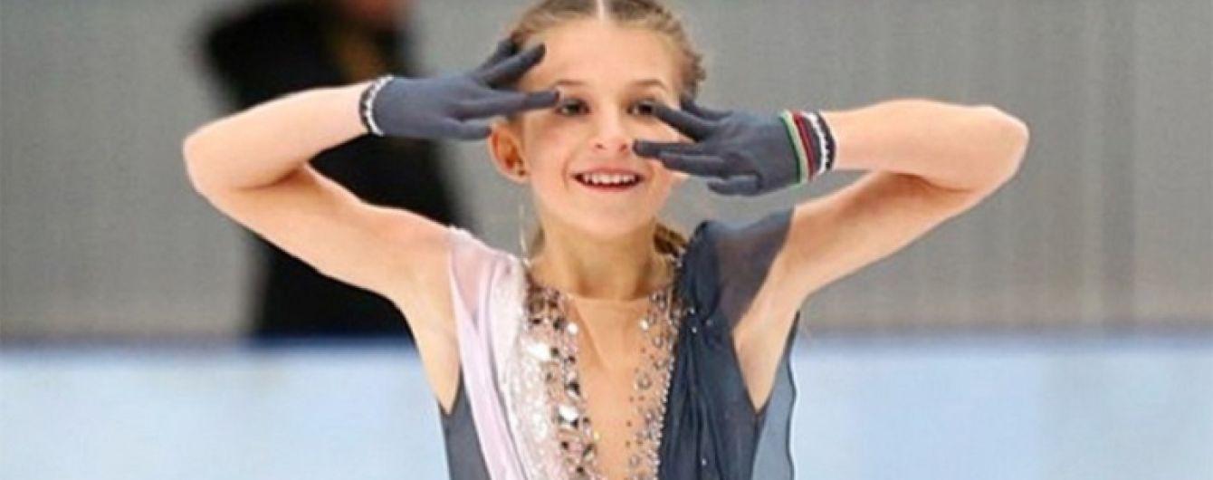 13-летняя российская фигуристка: Как выступать стабильно? Употреблять допинг