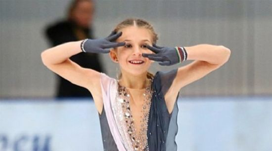 13-річна російська фігуристка: Як виступати стабільно? Вживати допінг
