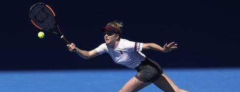 Свитолина может стать первой ракеткой мира, если выйдет в финал Australian Open