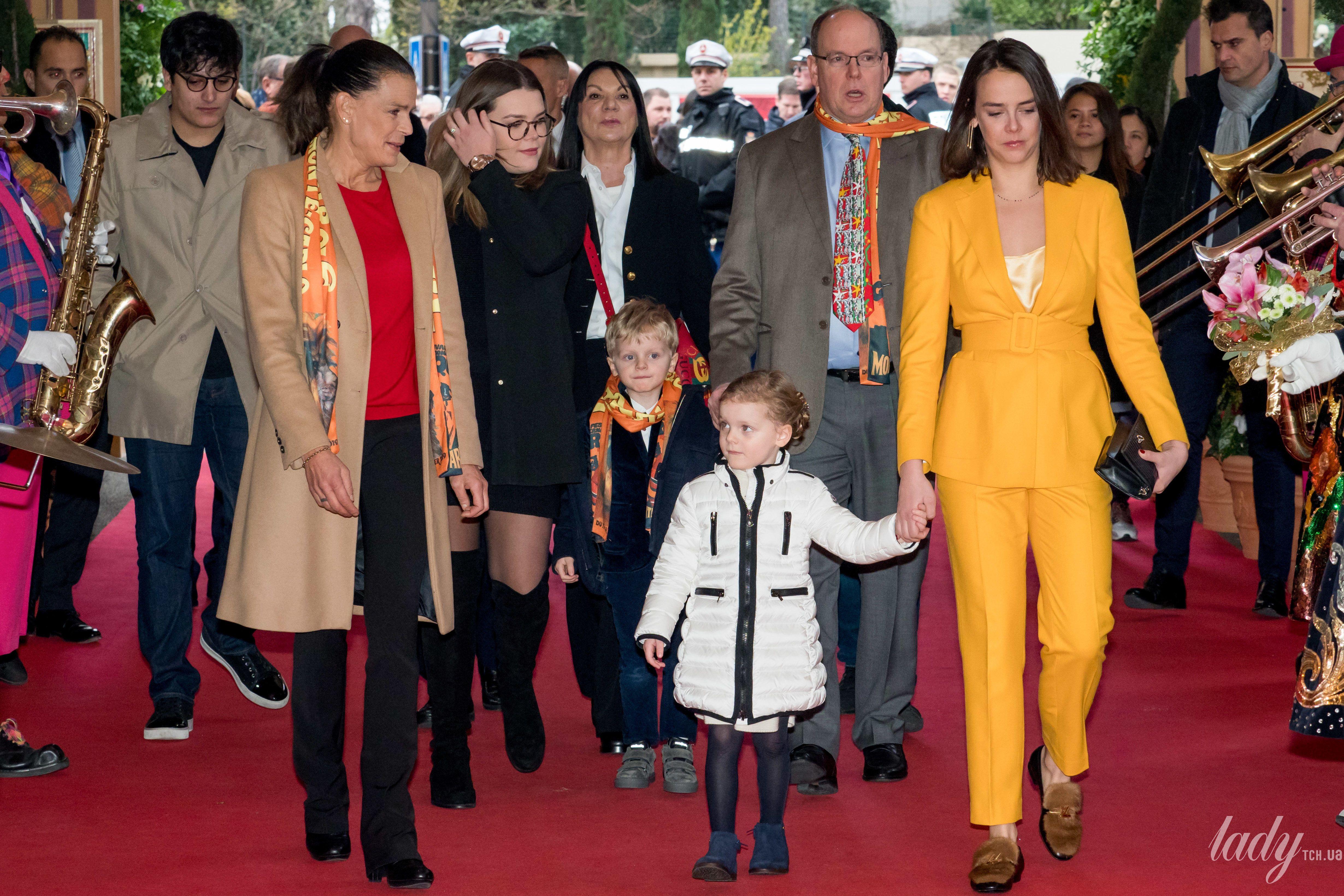 Княжеская семья Монако_3