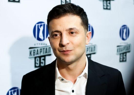 """""""Є ідея на день народження"""": Зеленський зізнався, коли подаватиме документи до ЦВК"""