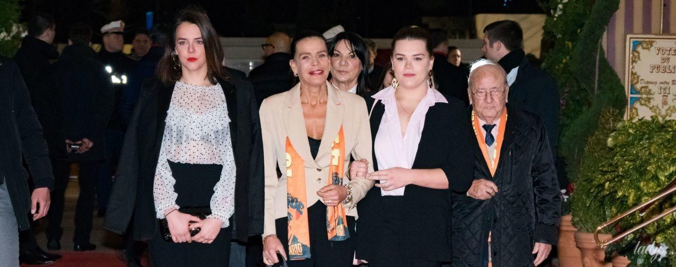 Принцеси вийшли у світ: князівська родина Монако на цирковому фестивалі в Монте-Карло