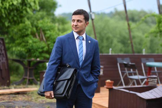 Зеленський подав документи у ЦВК