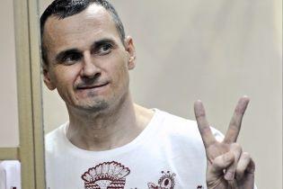 """""""Просить передати привіт українцям"""". Сенцов у листі із в'язниці подякував за допомогу"""