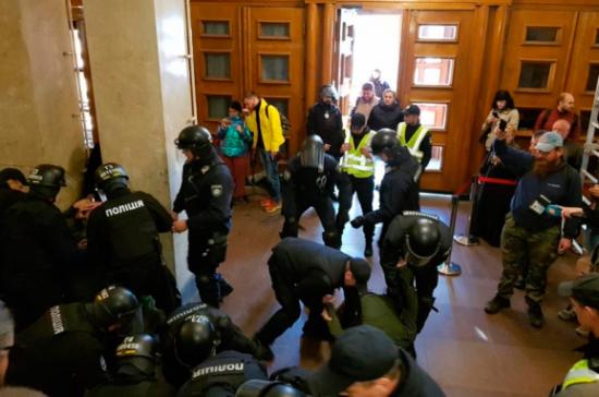 Справа про напад на депутата Гусовського вже у суді