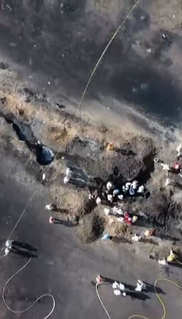 Жертв вибуху на трубопроводі в Мексиці зможуть ідентифікувати лише за допомогою аналізу ДНК