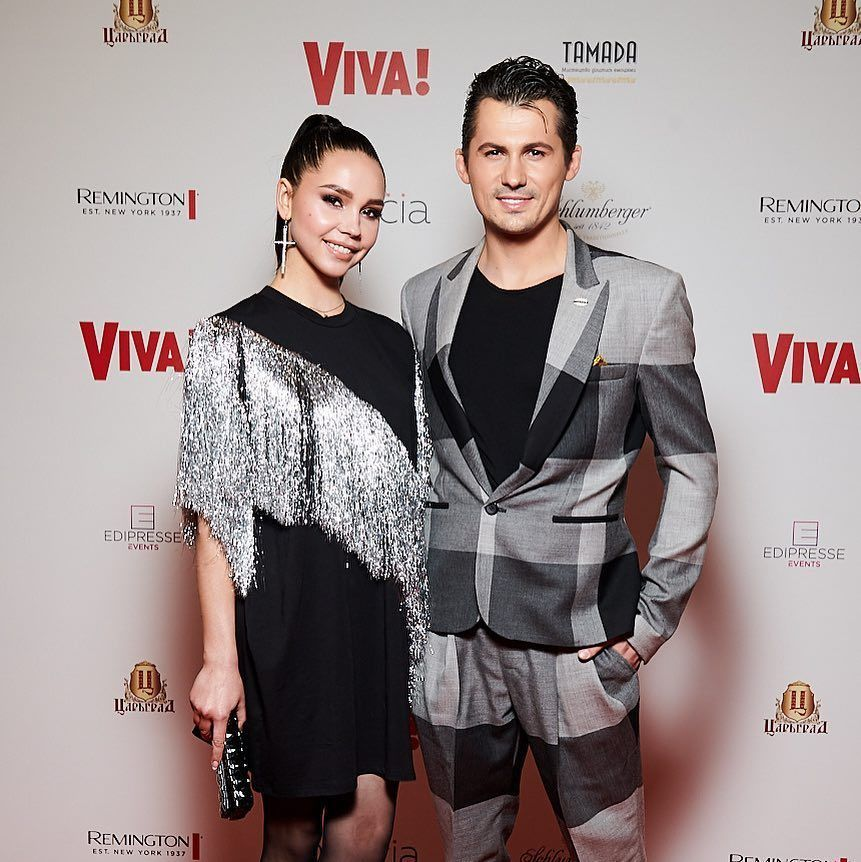 Євген Кот з дружиною
