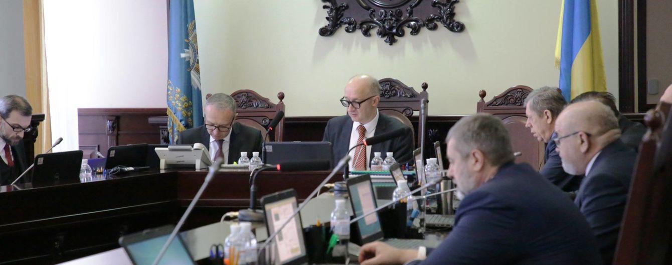 Еще 10 сомнительных кандидатов выбыли из конкурса в Антикоррупционный суд