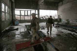 На Донбасі майже тиша – штаб ООС