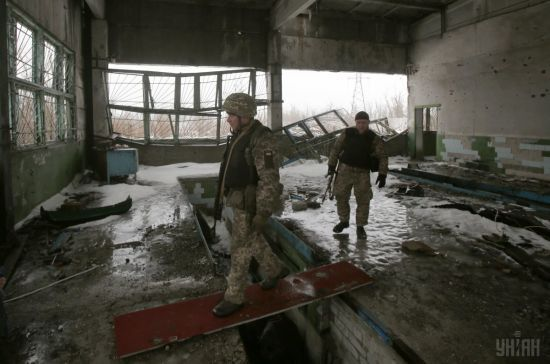Бойовики випустили понад 100 мін по позиціях українських військових на Донбасі
