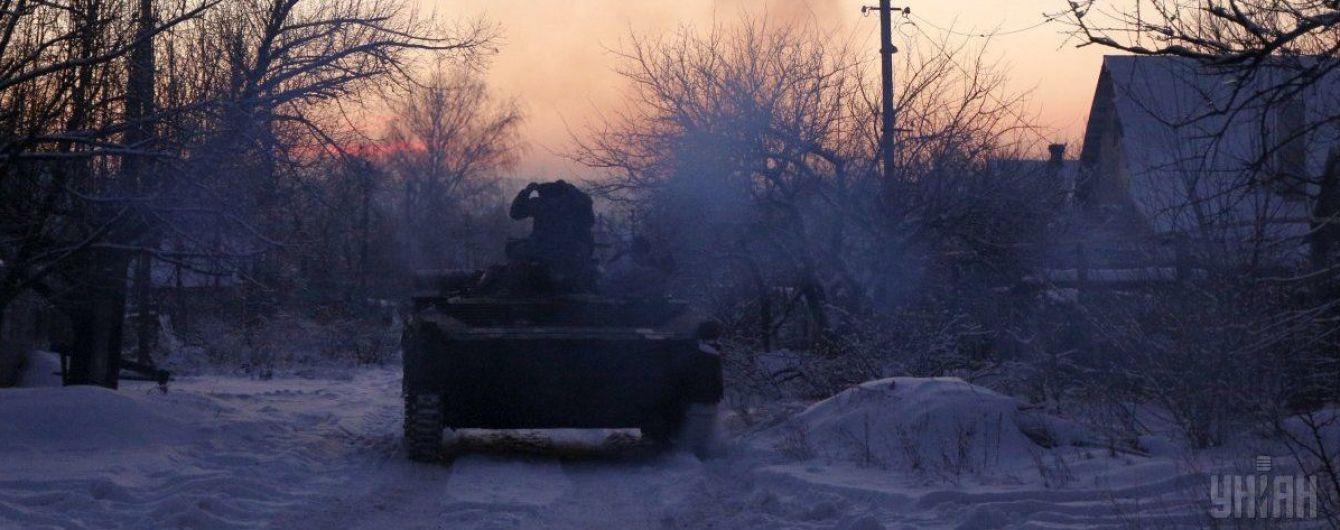 Ситуация на Донбассе: Террористы били из гранатометов и пулеметов