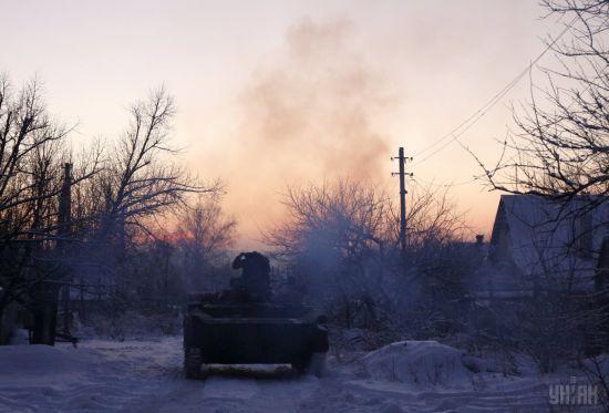 Бойовики зменшили кількість обстрілів на Донбасі. Жоден український боєць не постраждав