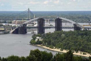 Кличко назвал сроки открытия Подольско-Воскресенского моста на Троещину