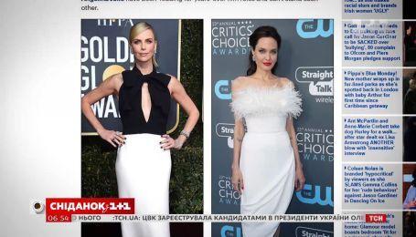 Анджеліна Джолі vs. Шарліз Терон: що варто знати про найзапекліших суперниць Голлівуду