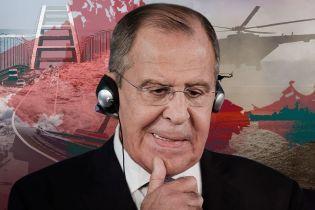 Керченский кризис и манипуляции России
