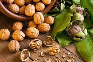 Україна на третину збільшила виробництво волоських горіхів